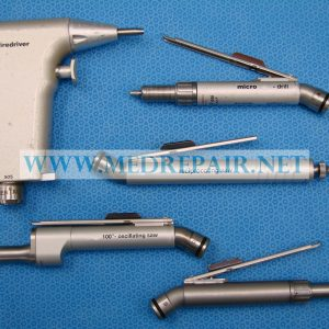 pneumatic handpieces