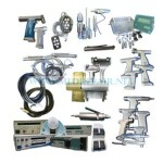 New Cast Cutters & Vacuums